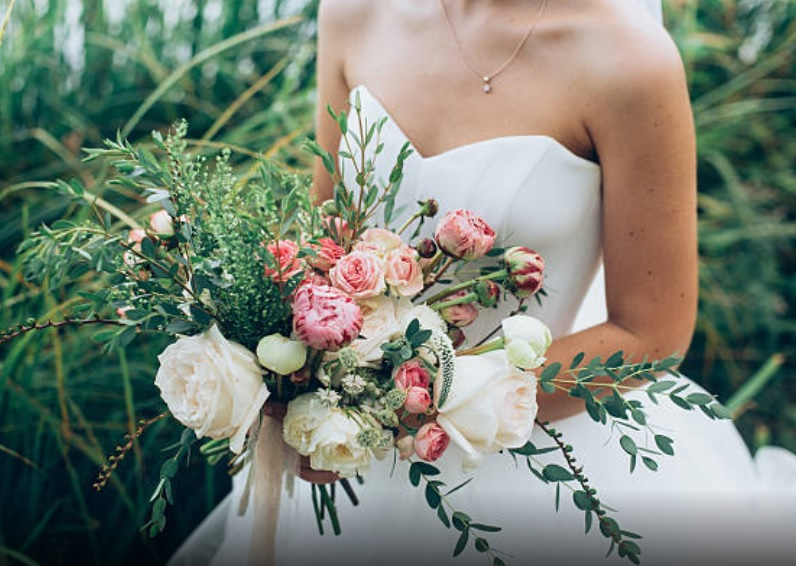 wedding flowers style